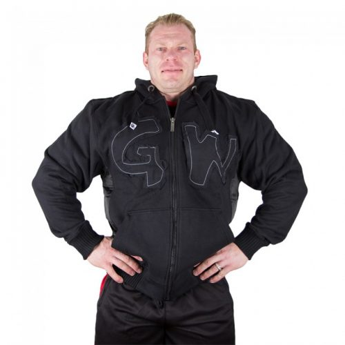 Gorilla Wear Logo Hood Jacket