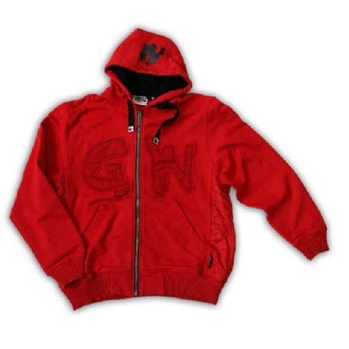 Gorilla Wear Logo Hood Jacket