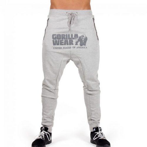 Gorilla Wear Alabama Drop Crotch Joggers