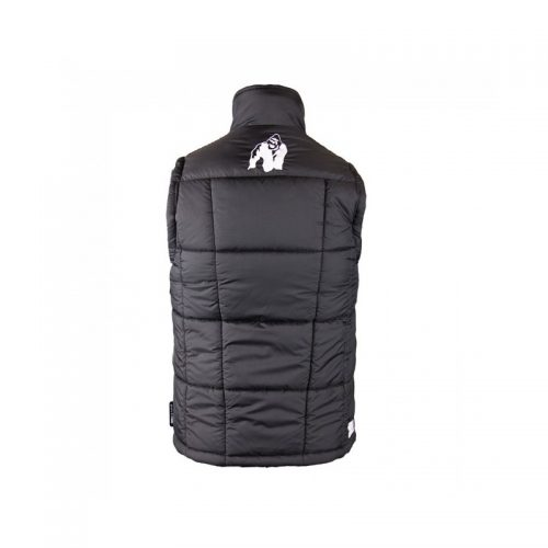 gorilla wear bodywarmer back