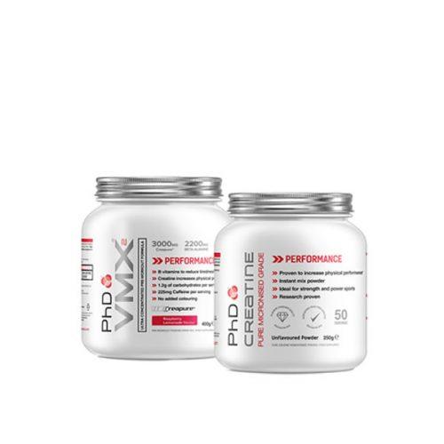 PhD VMX2 + free PhD creatine