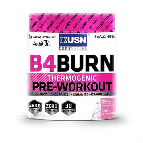 USN B4 Burn