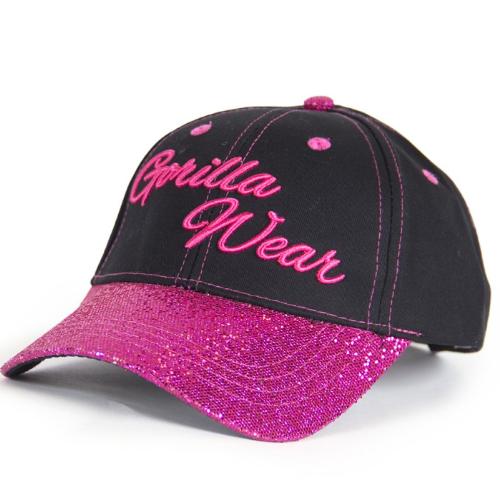 Gorilla Wear Louisiana Glitter Cap front