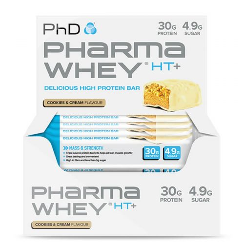 phd whey ht bars