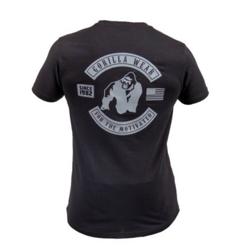 Gorilla Wear Detriot T-Shirt back