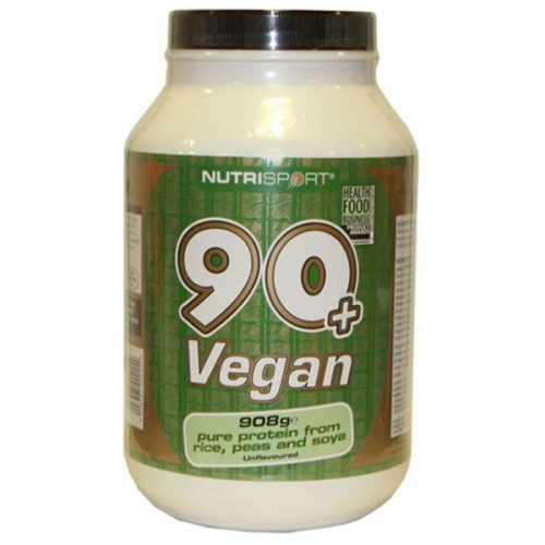 nutrisport 90+ protein vegan
