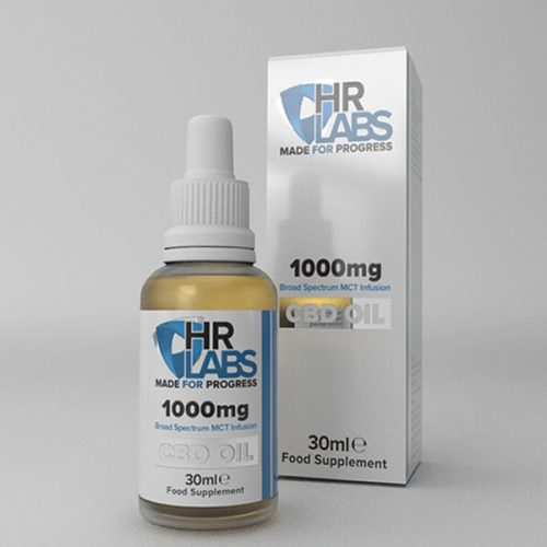 HR Labs CBD Oil