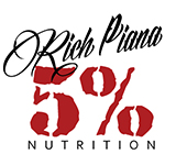 5 percent nutrition logo