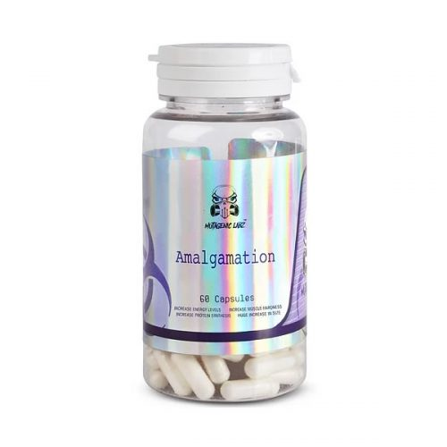 Oxy Black Test 60 Caps Pro Hormone - Bodytone Warehouse