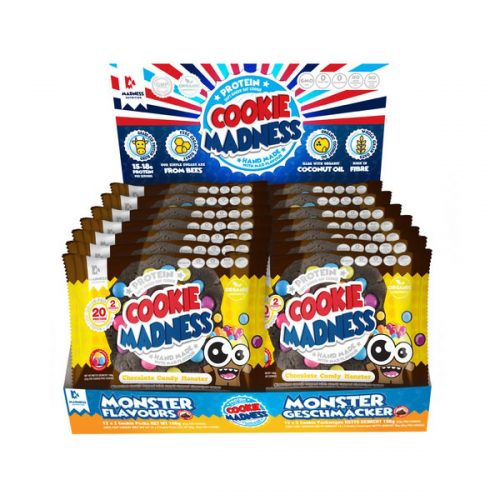 cookie madness chocolate candy box