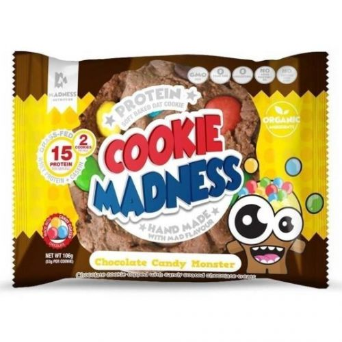 cookie madness chocolate candy