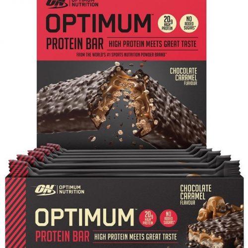 optimum bar protein