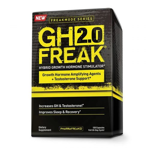 pharma freak gh testosterone booster