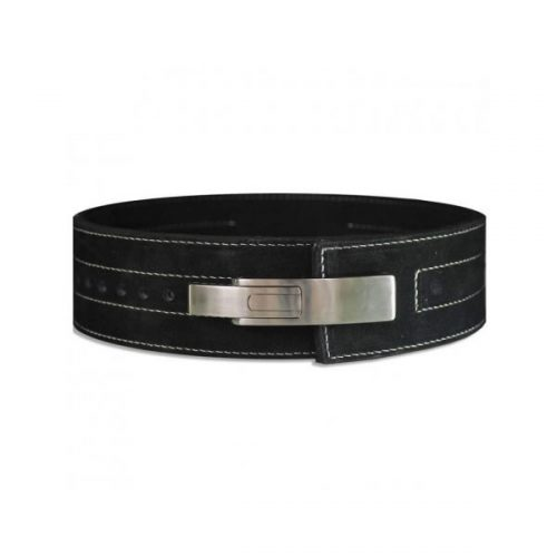 Urban Gym Wear Lever Belt Black