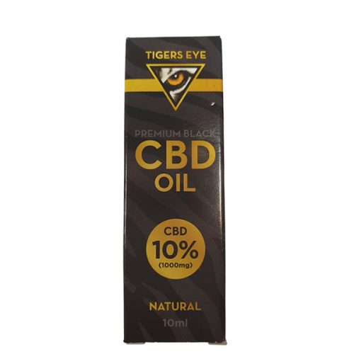 tigers eye cbd oil