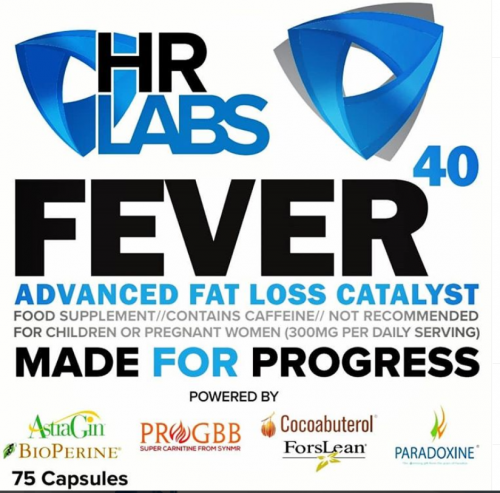 hr labs fever40