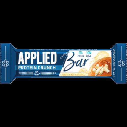 applied nutrition protein crunch white choc caramel