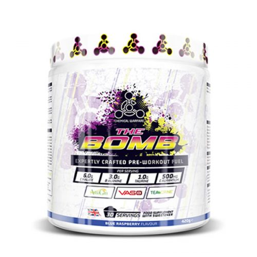 Chemical Warfare The Bomb Pre-workout