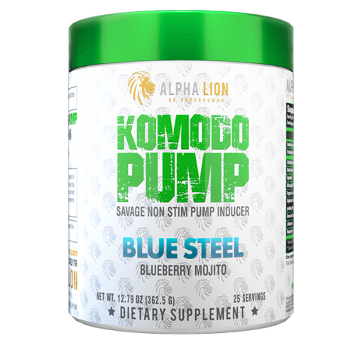 Alpha Lion Komodo Pump
