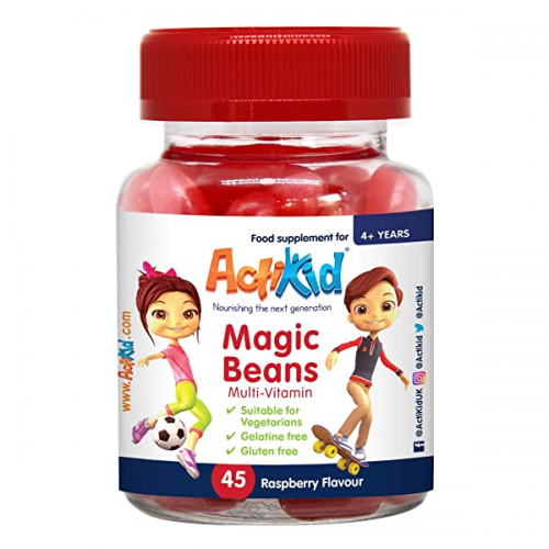 Actikid Magic Beans Multi-Vitamin