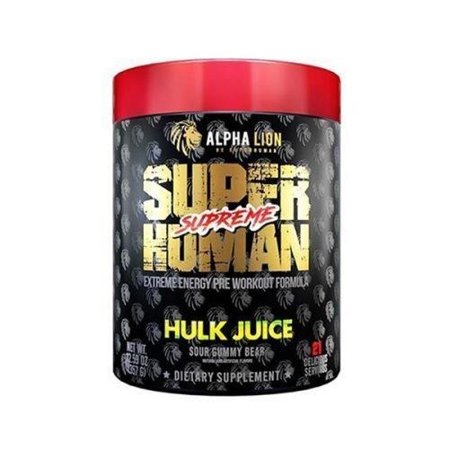 Alpha Lion Superhuman Supreme Hulk Juice
