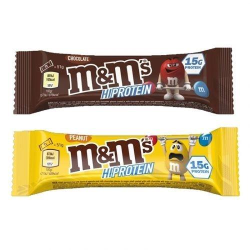 M&M's Hi Protein Bar
