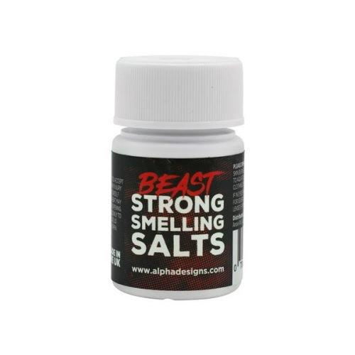 Alpha Designs Beast Strong Smelling Salts
